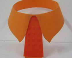 75 Rodney Scherer Orange Collar Worker