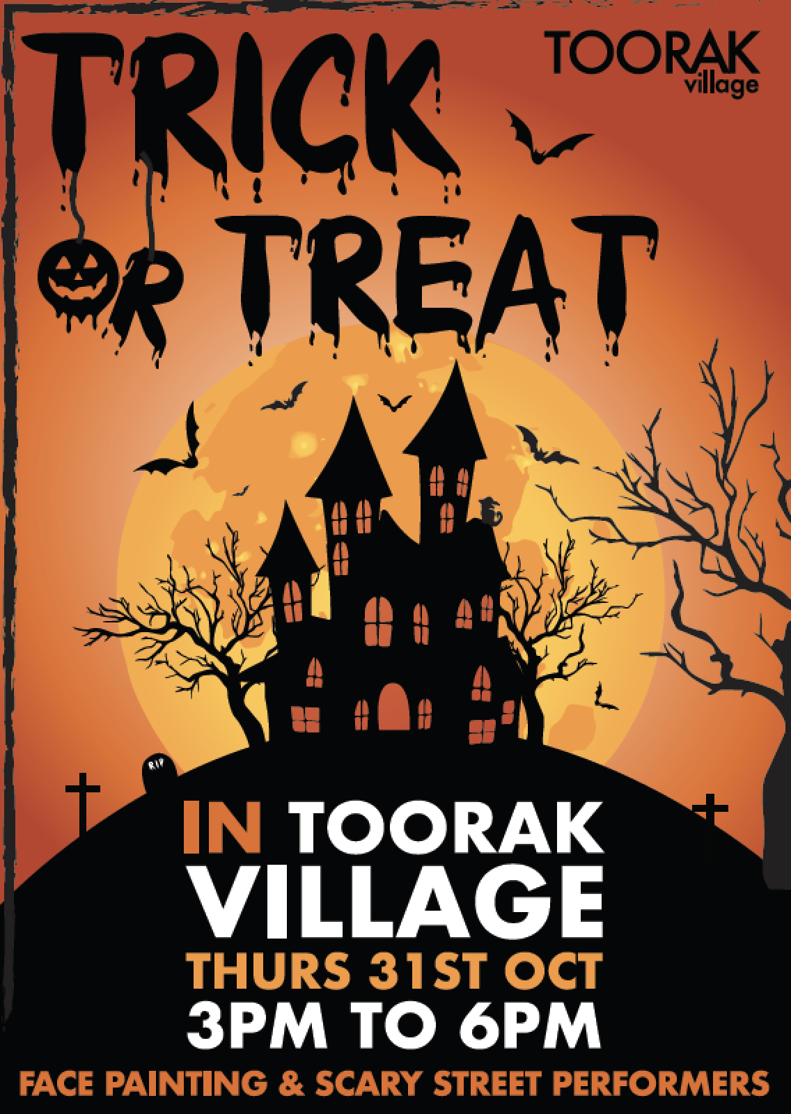 Halloween in Toorak Village