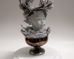 27-Sai-Wai-Foo-Breaking-Over-Me-Mixed-Media-Glass-Dome