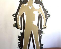 82 - John Gardner & Helena Lillywhite - Flame Man