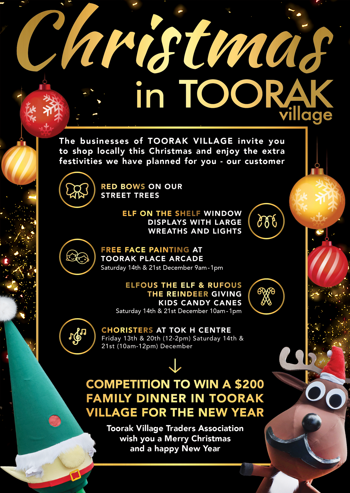 Christmas in Toorak Village