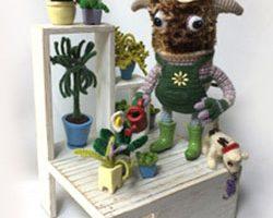 33.Julie Ramsden.The Plant Sitter