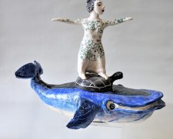 71. Frances Guerin - Whale Rider
